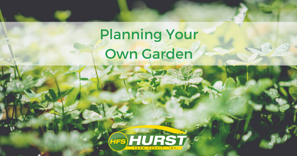 How To: Start Planning Your Own Garden