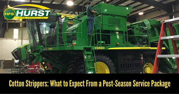 Cotton Stripper: What to Expect From a Post-Seaso Service Package