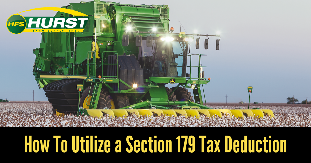 How to Utilize a Section 179 Tax Deduction