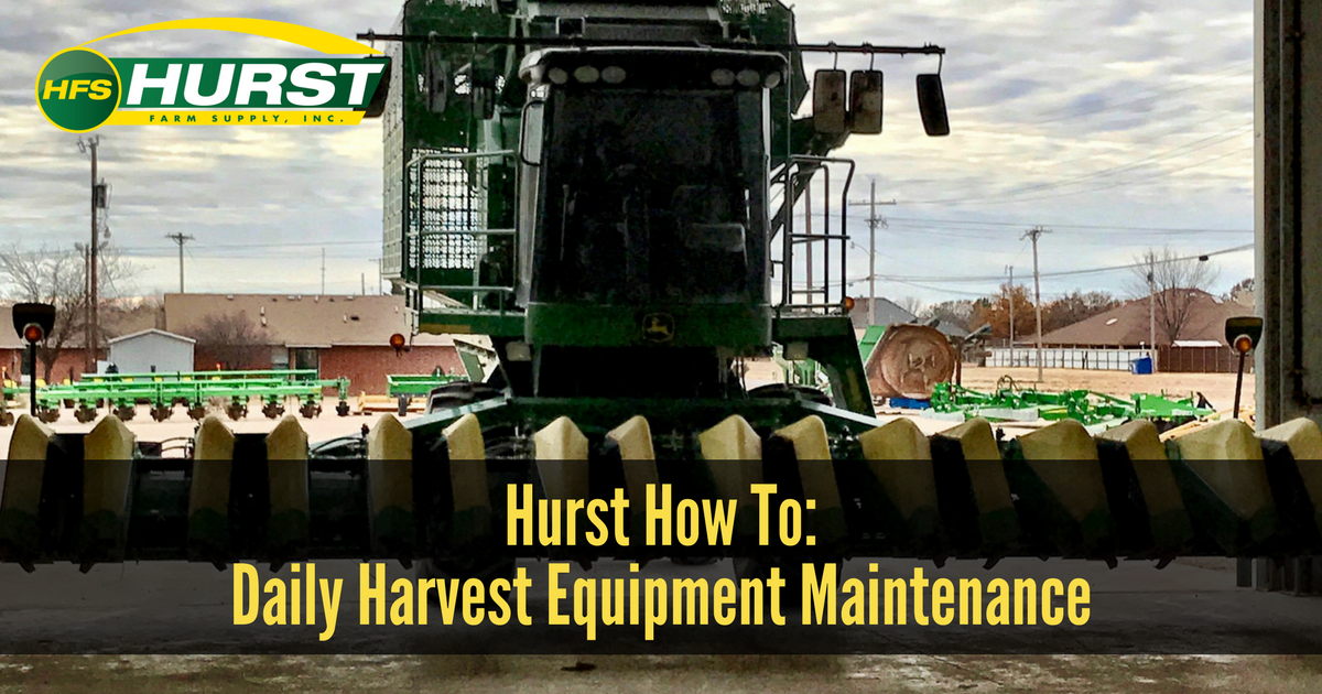 Hurst How To- Daily Harvest Maintenance.png